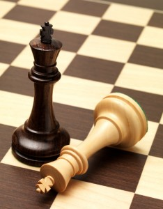 Chess pieces iStock_000016616109Small