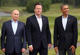 G8 Leaders 2013 google