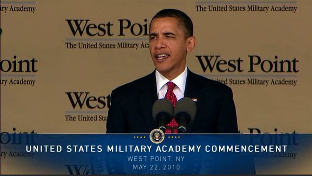 obama west point 22 may 2010