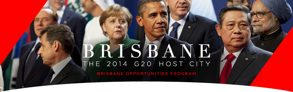 G20 Brisbane